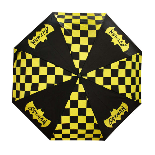 Batman Geo Pattern Panel Umbrella
