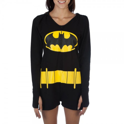 Batman Cosplay Romper