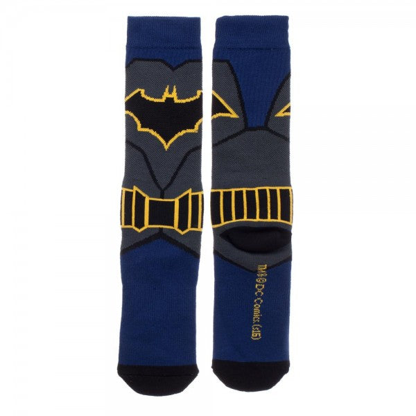 Batman Suit Up Crew Socks