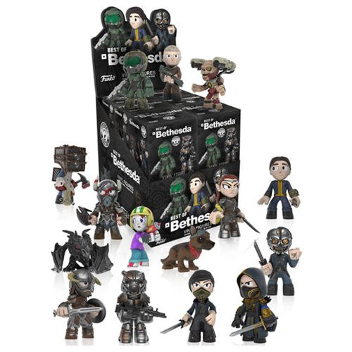 Bethesda All Stars Mystery Minis Mini-Figure