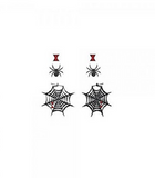 Marvel Black Widow Earrings 3 Pack Set