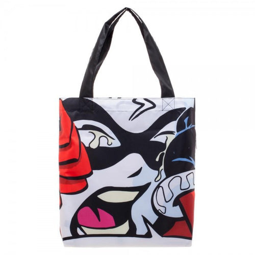 Harley Quinn Packable Handbag Tote