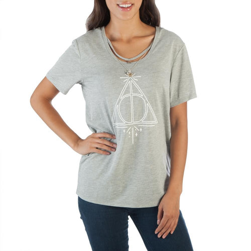 Harry Potter T-shirt with Interchangeable Charms