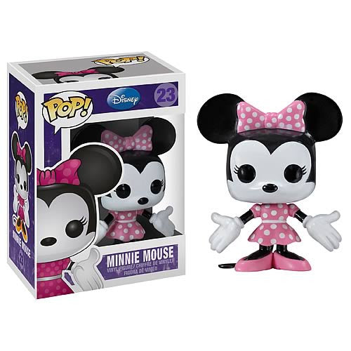 Minnie Mouse Disney Pop! Vinyl Figure #23