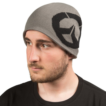 Overwatch Gray Blocked Stretch Fit Hat