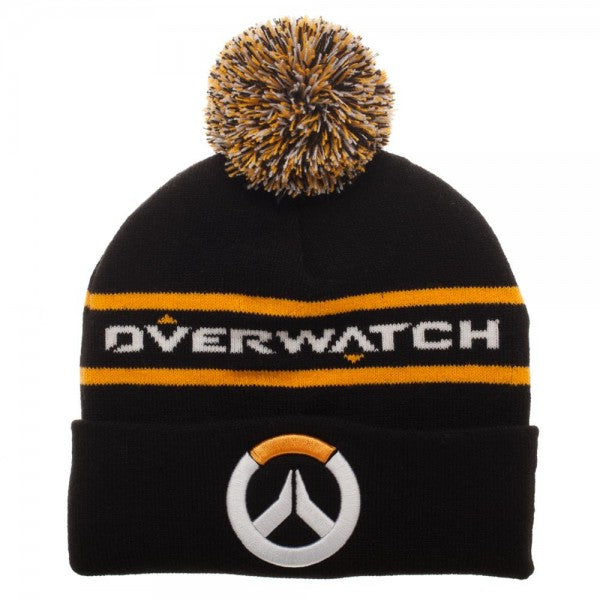 Overwatch Jaquarded Beanie