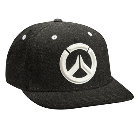 Overwatch Full Logo Black T-Shirt