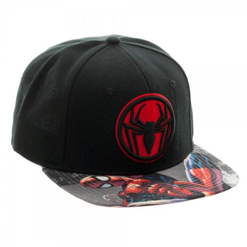 Star Wars Rogue One Sublimated Bill Snapback Cap