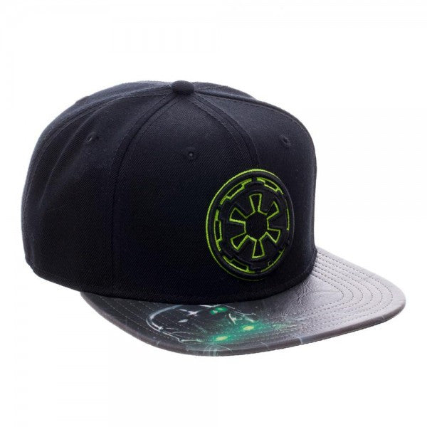 Star Wars Empire Sublimated PU Bill Snapback