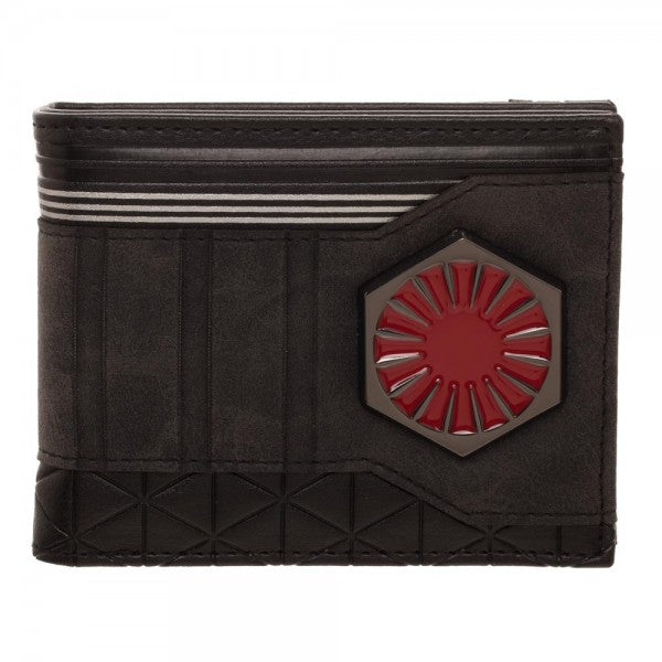 Star Wars Episode 8 First Order Bi-Fold Wallet