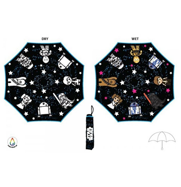 Star Wars Liquid Reactive Umbrella