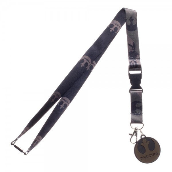 Star Wars Rogue One Rebel Lanyard
