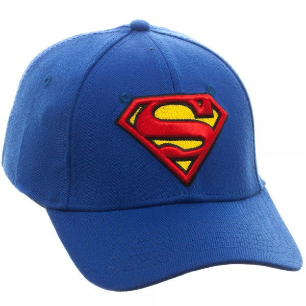 Superman Royal Flex Cap