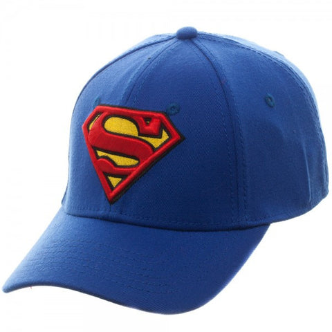DC Comics Batman Embroidered Logo Flex Cap