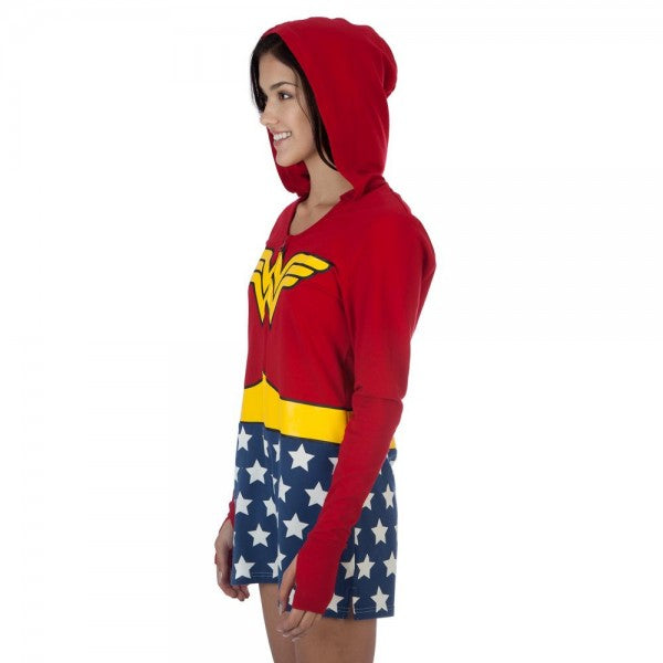 Wonder Woman Cosplay Romper
