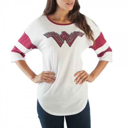 Wonder Woman Dash Back Tank Top