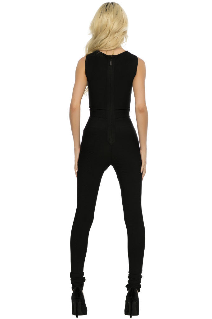 L Jumpsuit - Black