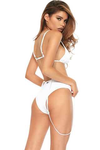 BELLE MUSE WHITE BOTTOM