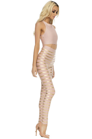 Bellini Two Piece - Gold Detail