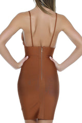 Bronzé Paris Bandage Dress -  4 Colors