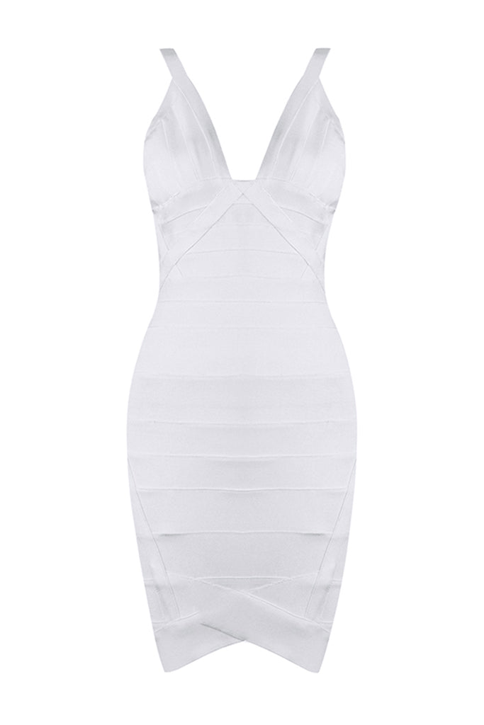 Anja Bandage Dress - 4 Colors H1744-1