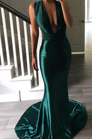 Lenna Gown - Customizable Colors