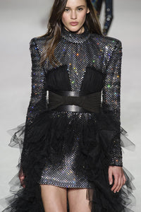 Camille Sequins Luxury Dress
