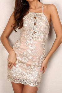 Luxe Lacey Dress
