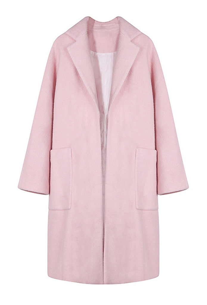 Woolen Blushing Coat