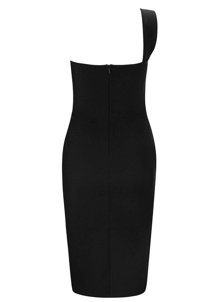 Sisi Bandage Dress- Black