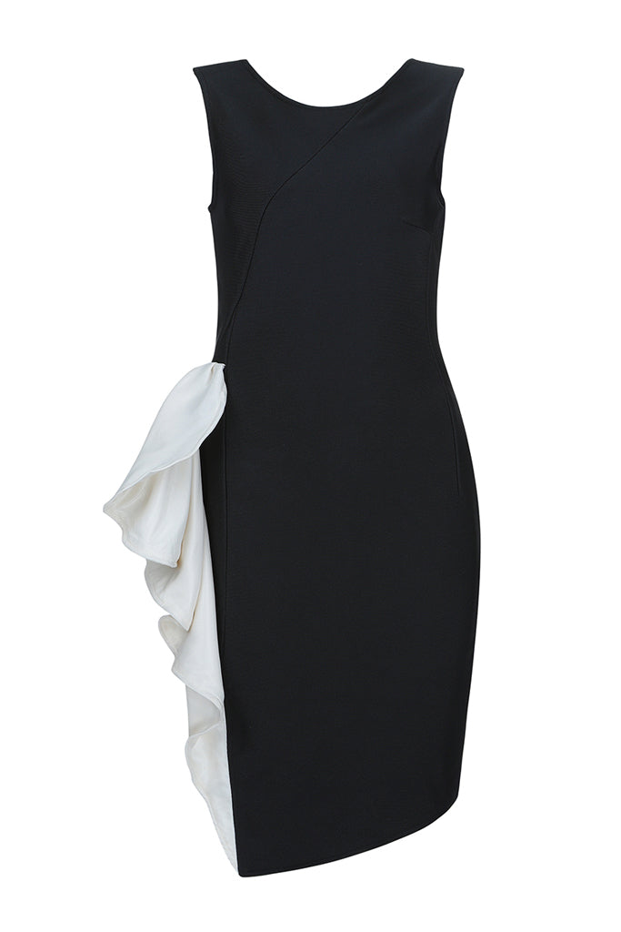 Leeza Bandage Dress- Black