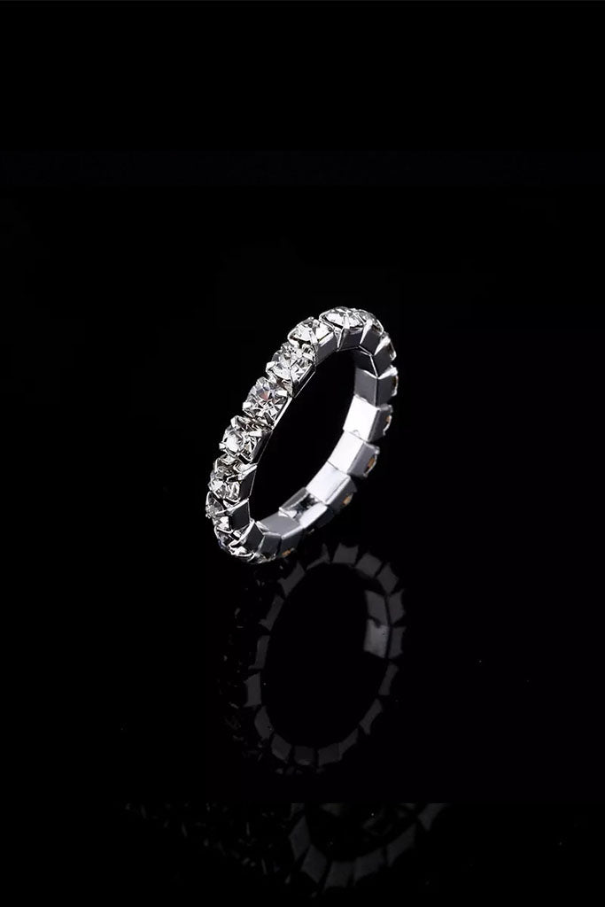 B18 Crystal Ring