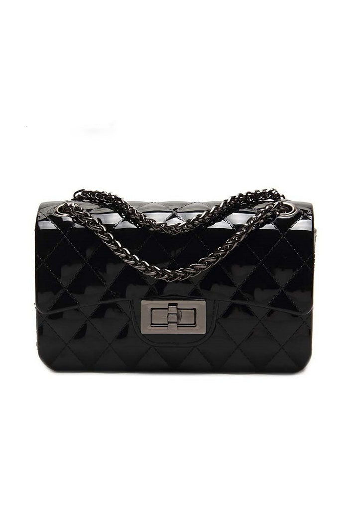 Beverly Jelly Bag - Black