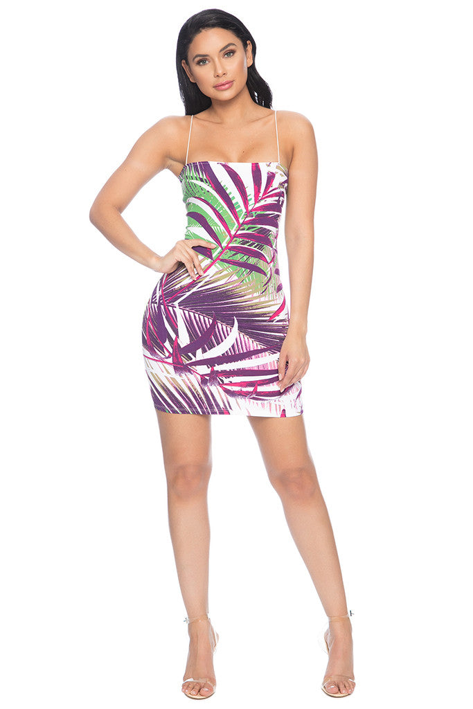 Laguna String Dress