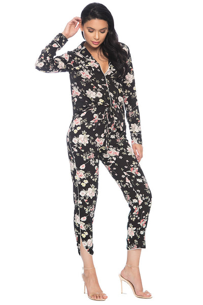 Le Fluer Robe 2 Piece