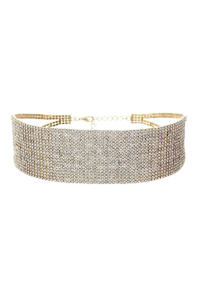 It Girl Bling Choker