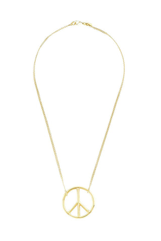 The Young Love Necklace - Gold