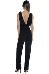 Parisienne Jumpsuit - Black