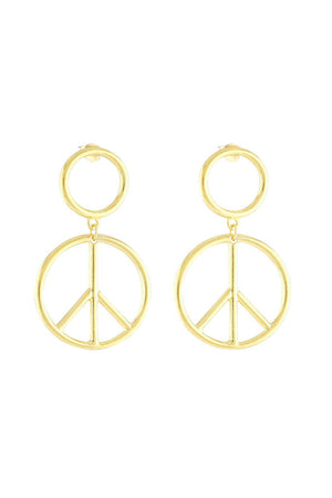 Young Love Earrings - Gold