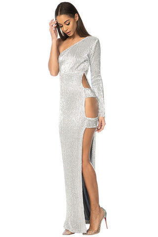 Avalon Sequins Dress