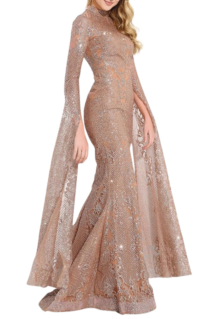 Le Ange Gown - Gold