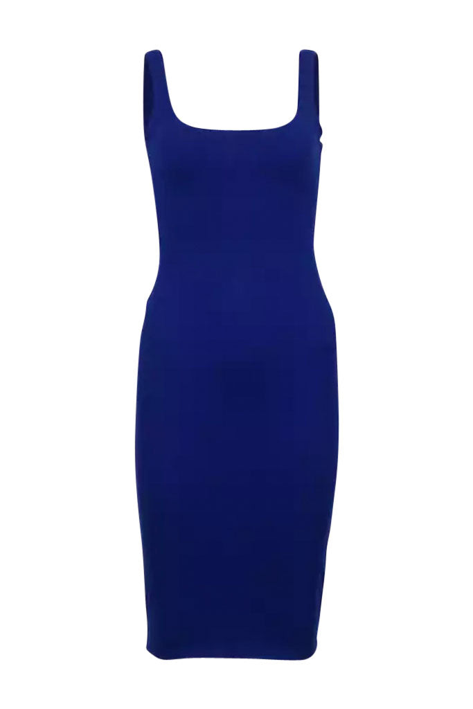 G.I.A. Tank Dress - Royal Blue