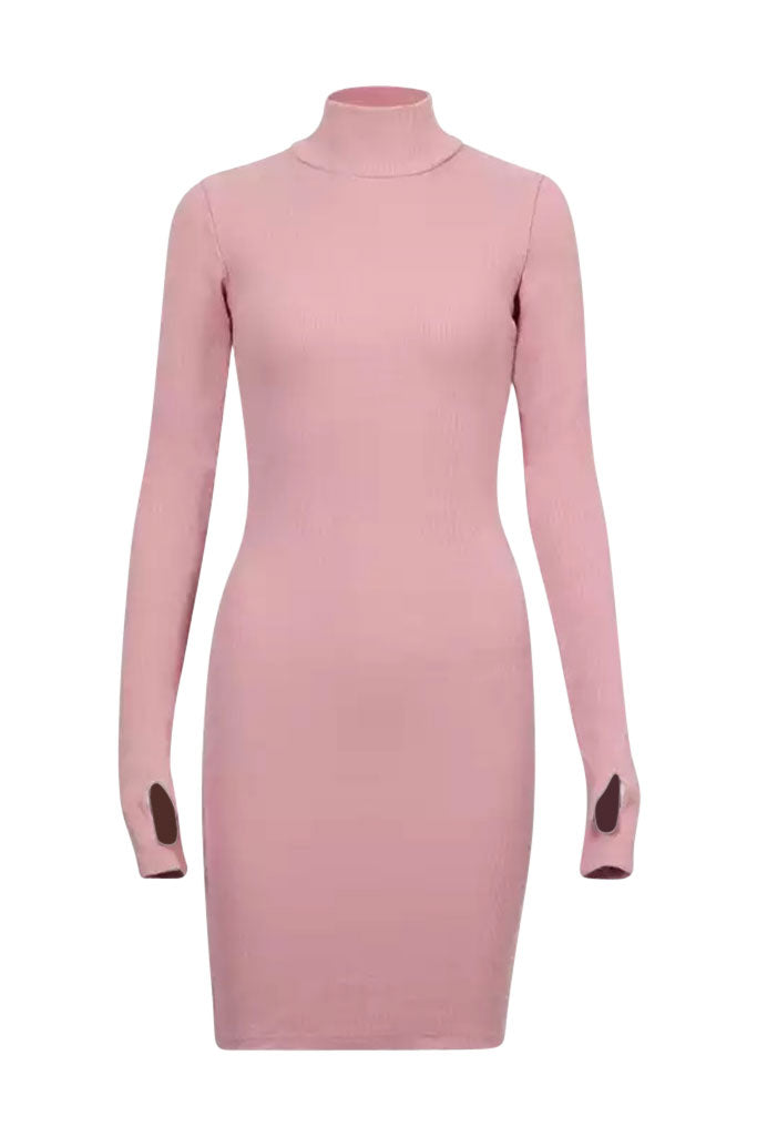 Sainted Body Dress - Blush