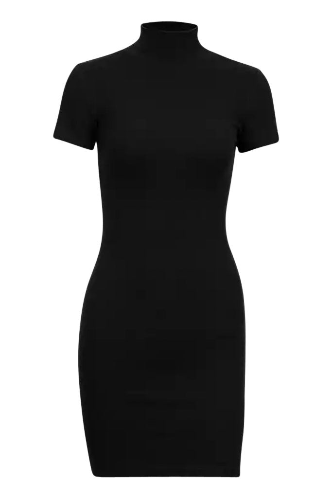 Mini Tee Ye Dress - Black