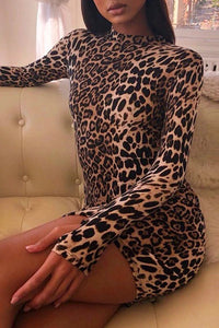Cougar Bodycon Dress