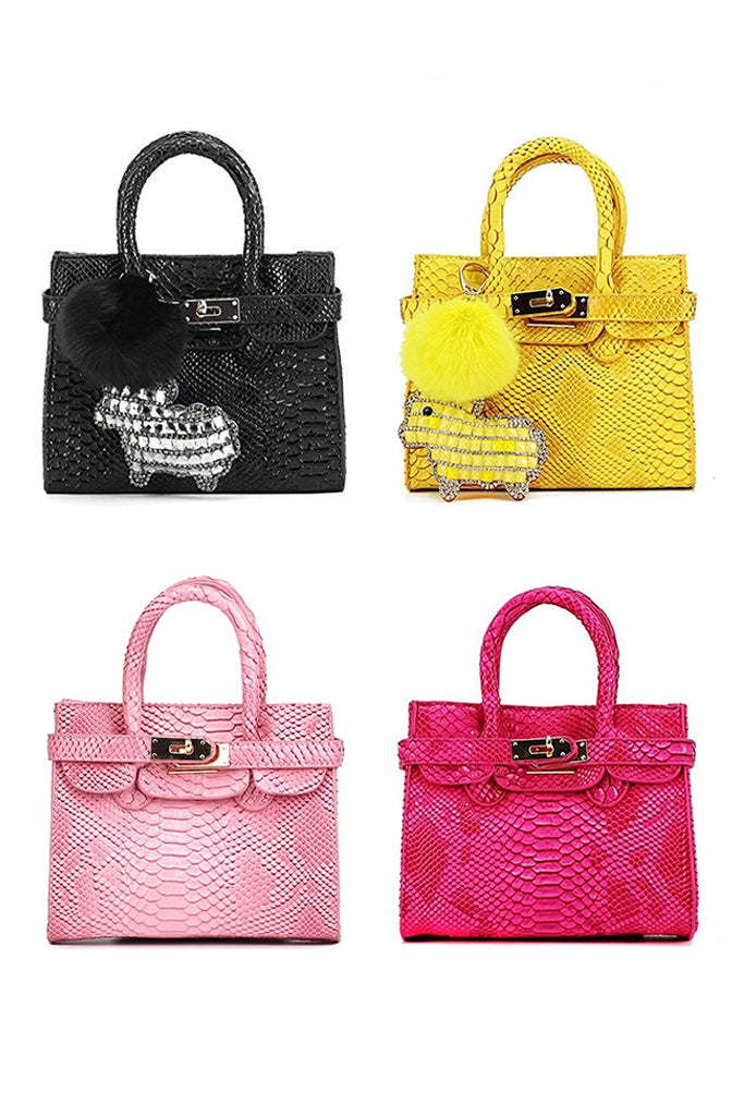 90210 Mini Bag -  Multi Color