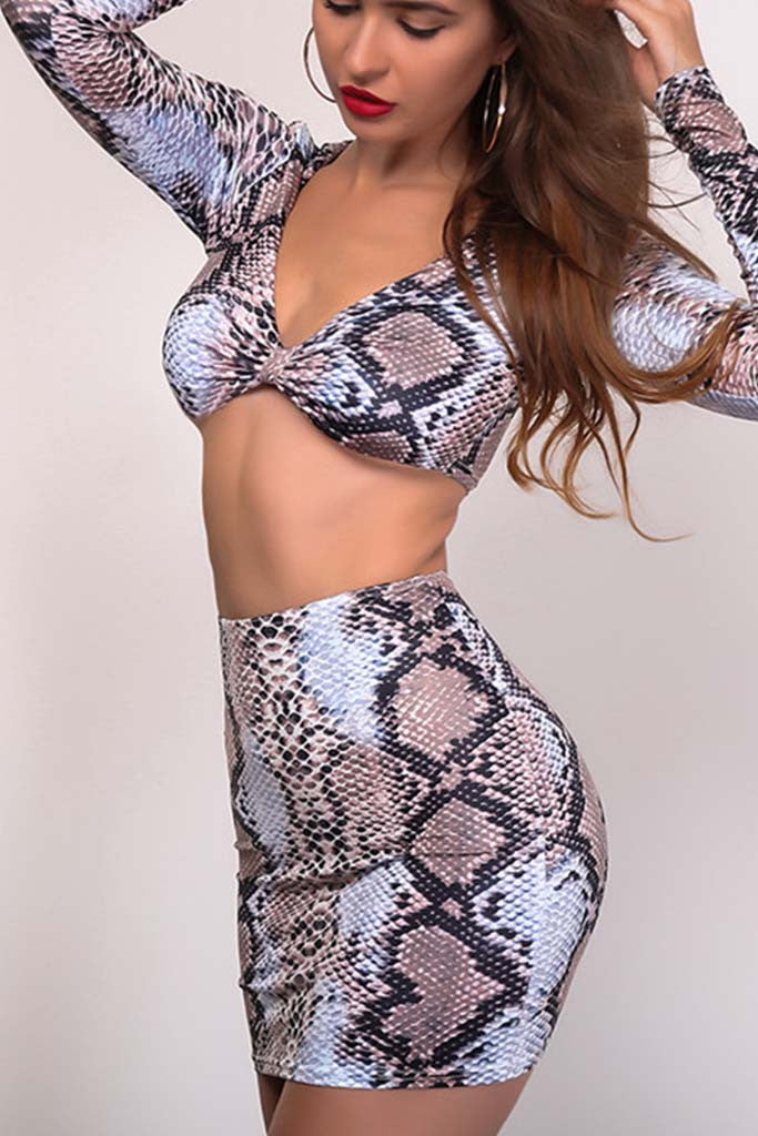 Snakeskin King 2 Piece