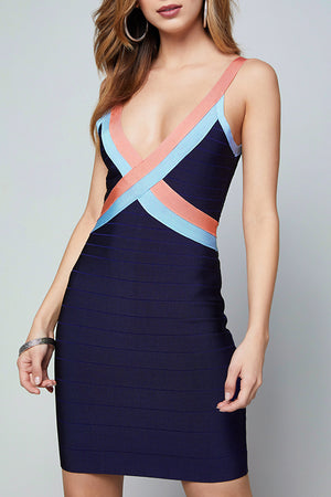 Nevaeh Bandage Dress
