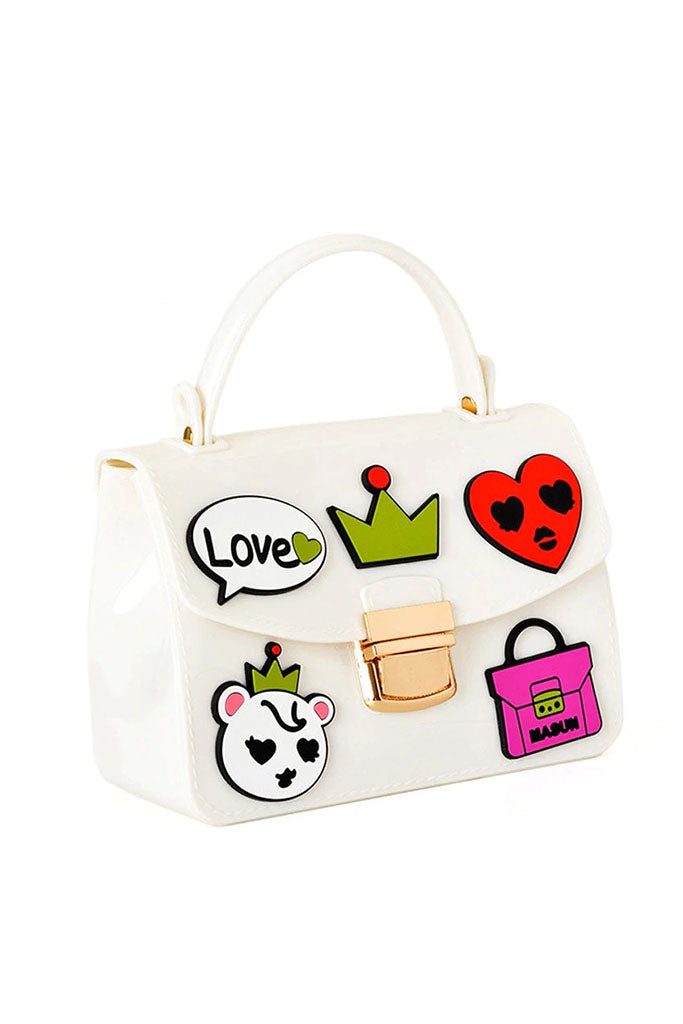 BB3 Bag - White