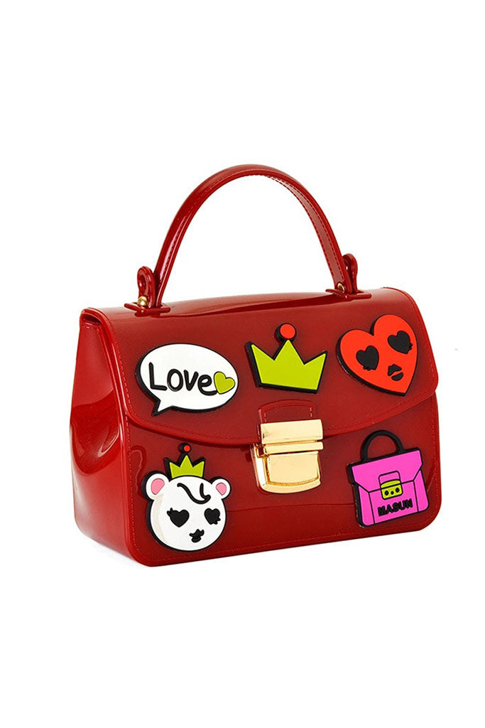 BB4 Bag - Red
